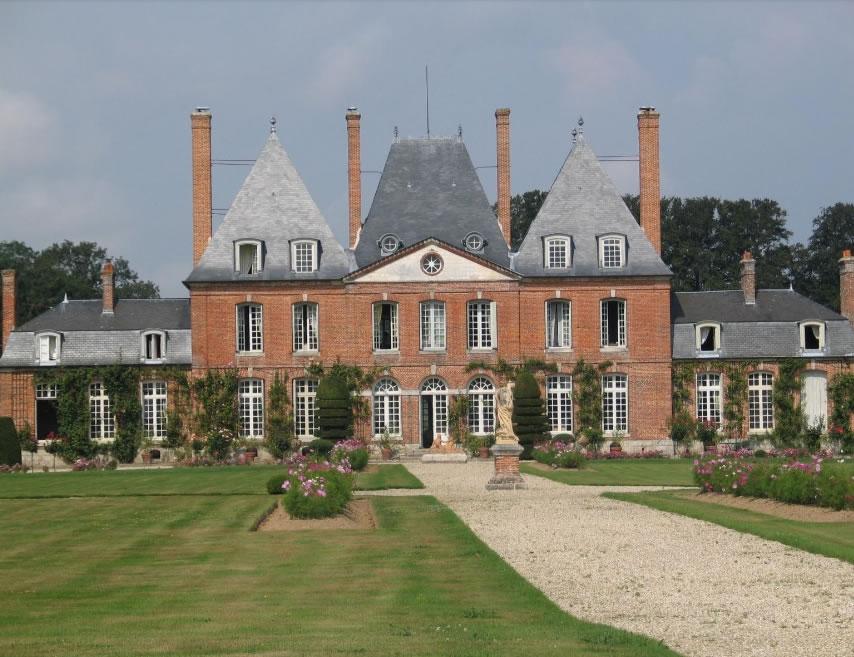Château d'Ermenouville