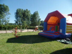 Jeux enfants du camping